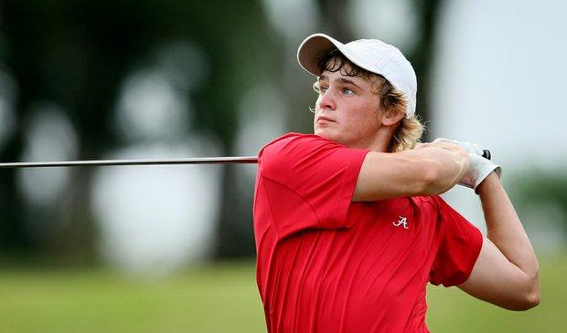 Alabama sophomore Bud Cauley won the Isleworth Collegiate Invitational on Oct. 27.