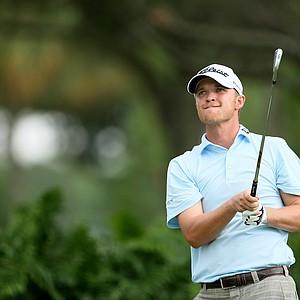 Matt Jones at No. 2.