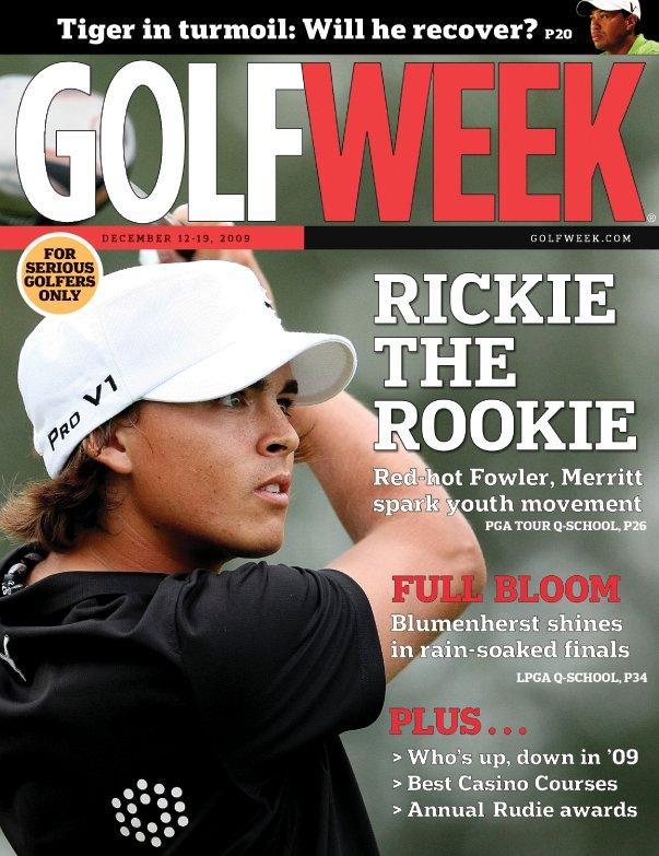 Golfweek (Dec. 12-19, 2009)