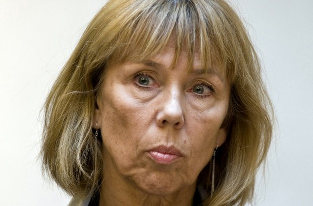 A photo of Tiger Woods' mother-in-law, Barbro Holmberg, taken in 2007 in Stockholm, Sweden.