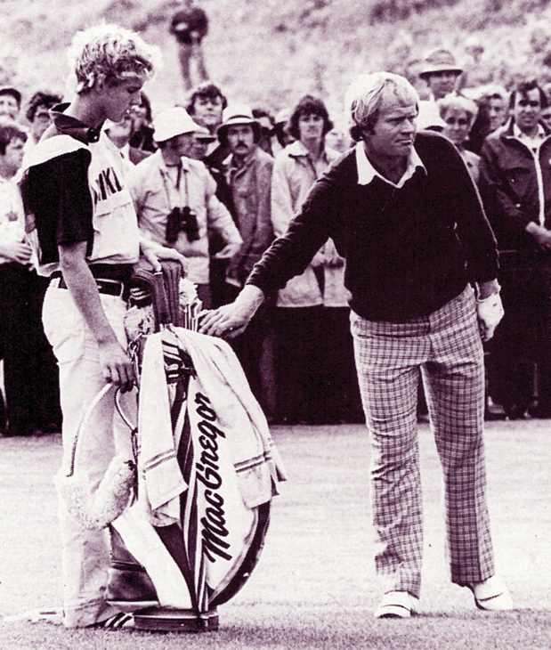 MacGregor made clubs for the game's beste, including Jack Nicklaus – a legacy dating to the late 1800s.
