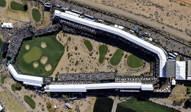 No. 16 at TPC Scottsdale.