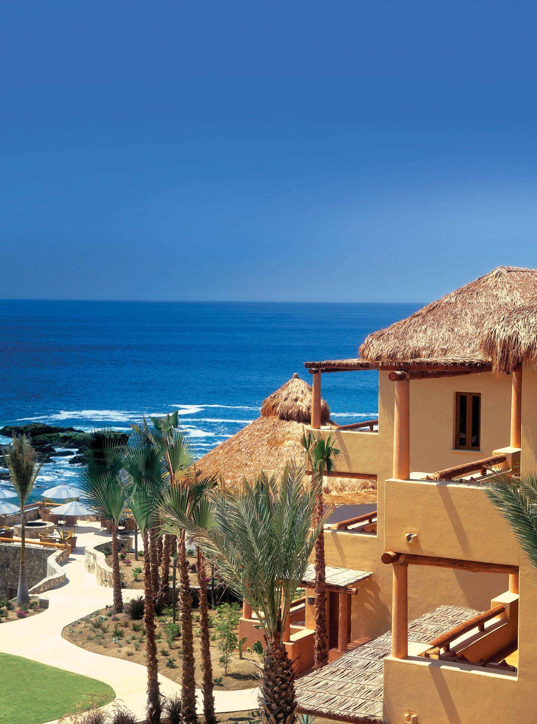 Esperanza Resort in Cabo San Lucas, Mexico.