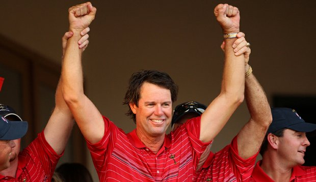 "Two-time PGA champion Dave Stockton calls Paul Azinger the ""best ever"" Ryder Cup captain."