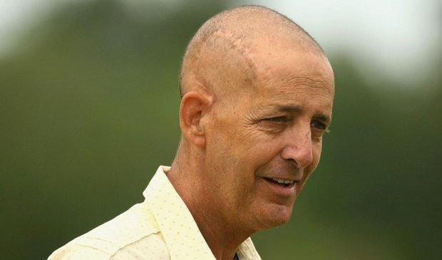 Greg Rita at the 2009 Players Championship.