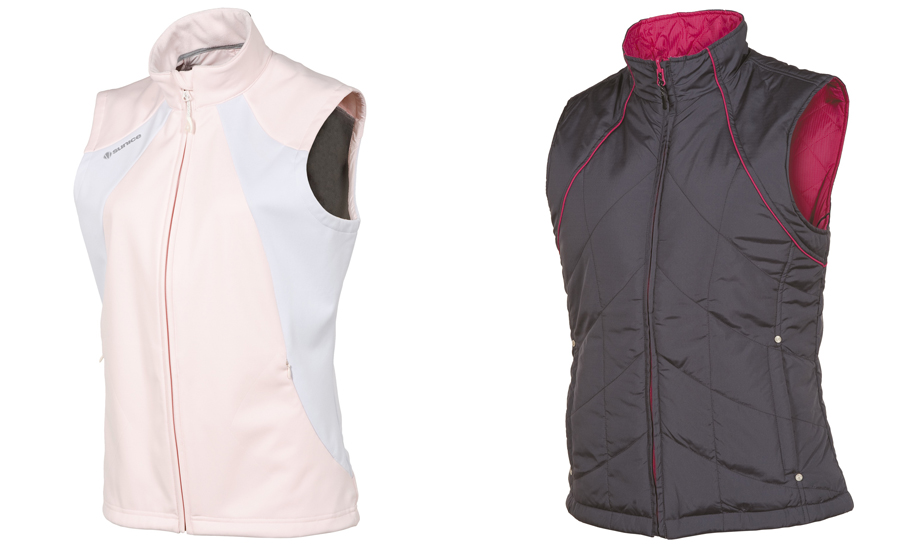 Ladies vests from Sunice are fitted, warm and fashionable.