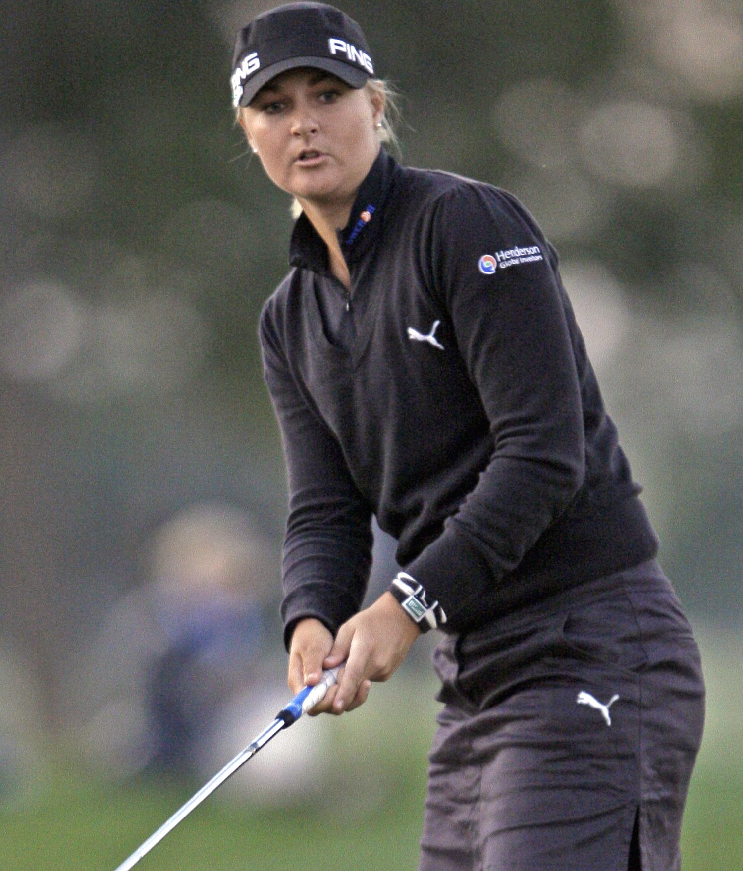 Anna Nordqvist will represent Puma during the PGA Show.
