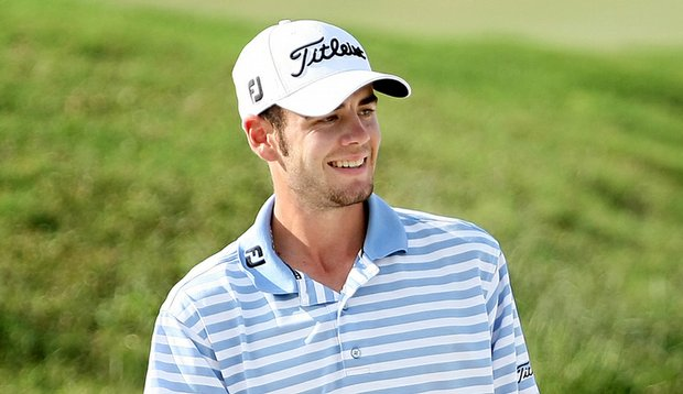 Troy Merritt at PGA Tour Q-School in December.