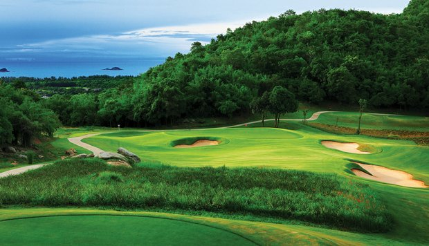 No. 15 at Banyan Golf Resort.