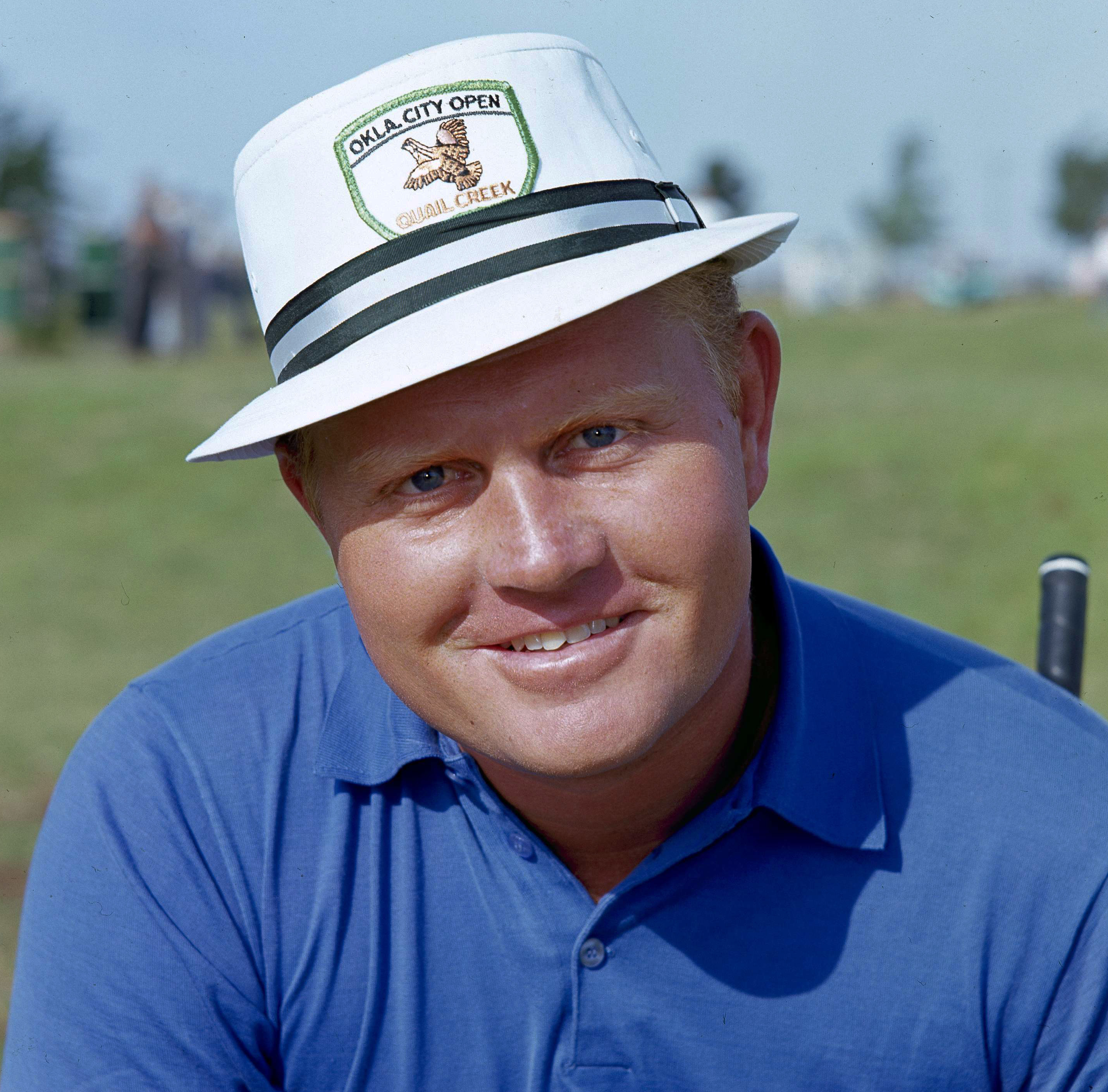 Jack Nicklaus in 1966.