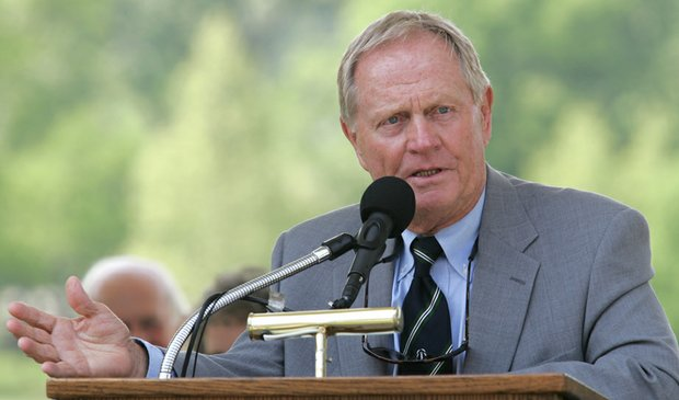 Jack Nicklaus, shown here in 2009, is one of the favorites to design the golf course to be used for the 2016 Olympics.