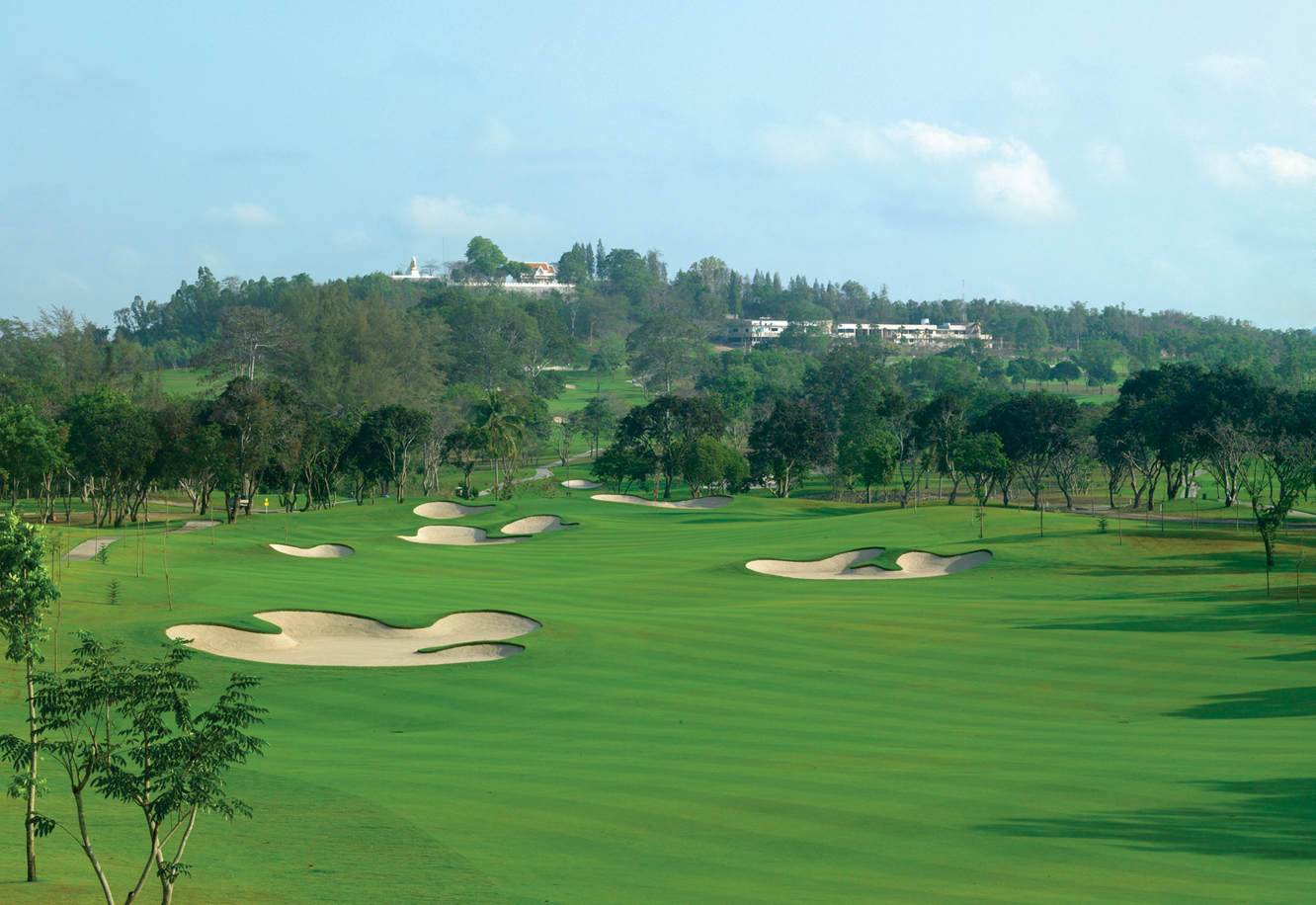 No. 5 at Siam Country Club.