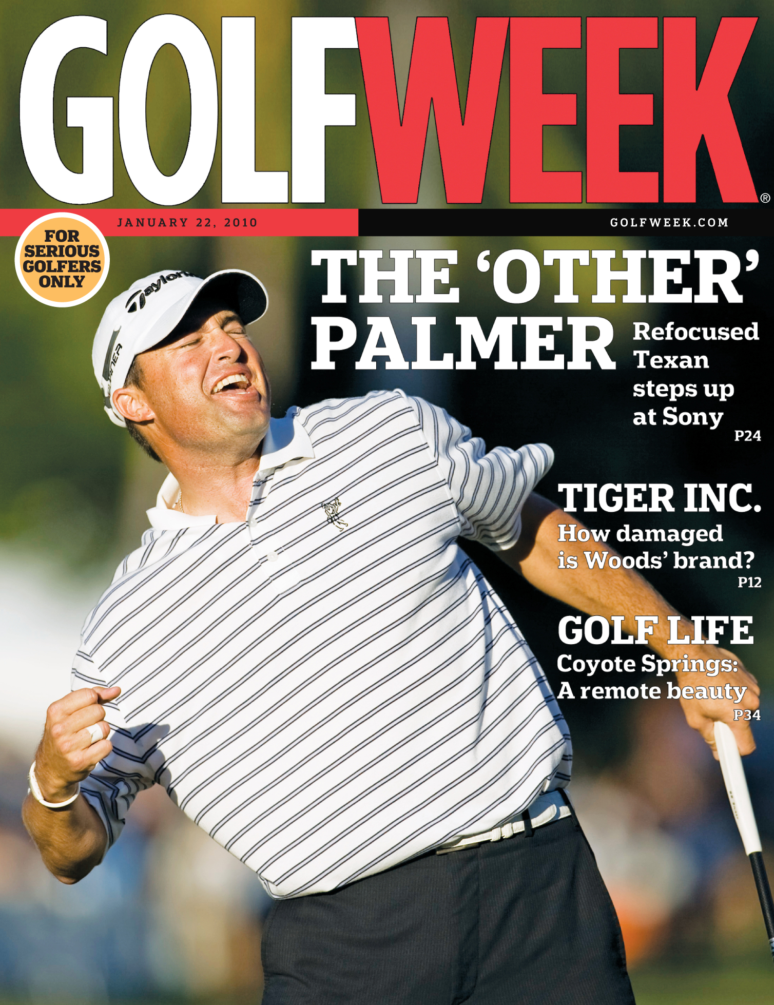 Golfweek (Jan. 22, 2010)