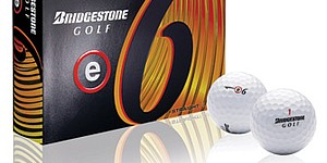 Bridgestone E5, E6, E7 golf balls