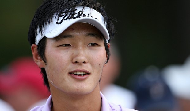 Danny Lee, pictured at the 2008 U.S. Amateur, will try to earn his 2011 PGA Tour card via the Nationwide Tour this year.