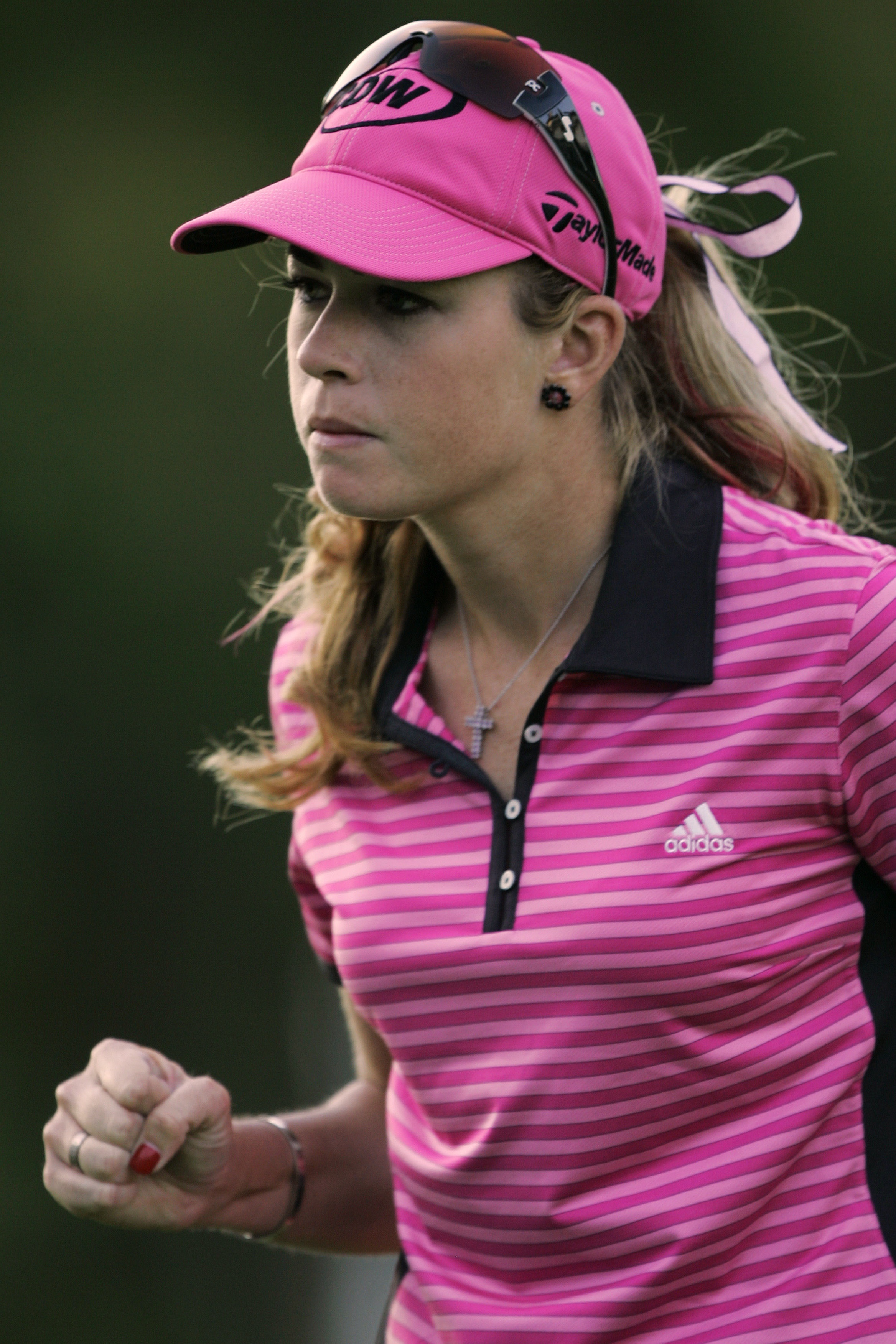 Paula Creamer will be appearing at the Sundog, Bridgestone and LPGA booths on Friday.