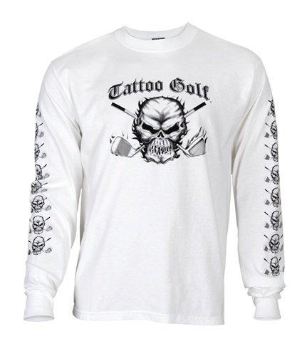 A long-sleeved shirt from Tattoo Golf.