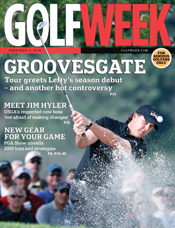 Golfweek (Feb. 5, 2010)