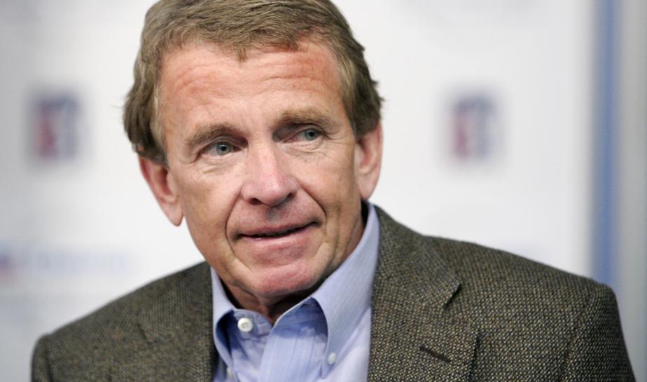 PGA Tour commissioner Tim Finchem