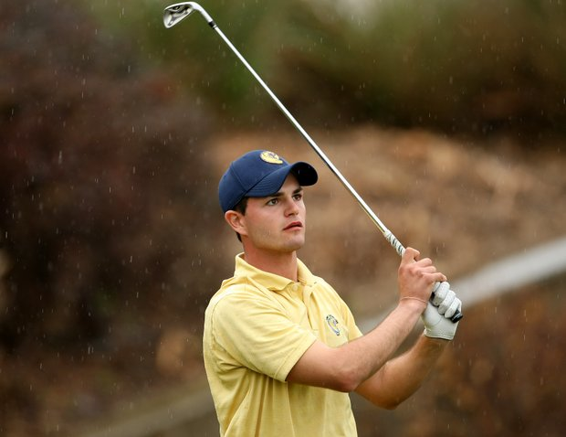 Roberto Nasalli-Rocca of Lander University shot a final-round 68 to win the individual title.