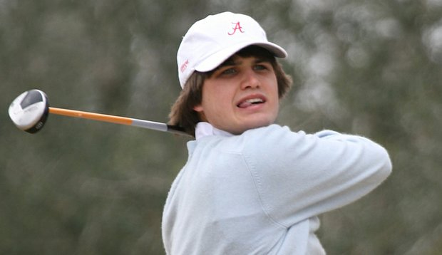 Bobby Wyatt is chasing his second AJGA invitational victory at the HP Boys Championship at Carlton Woods.