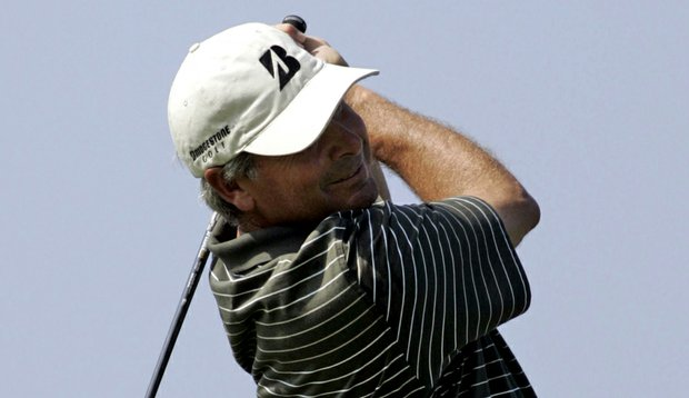 Fred Couples during the Mitsubishi Electric Championship.