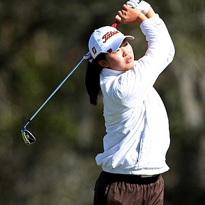 Simin Feng at No. 3, is the defending champion.