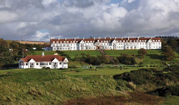 Turnberry Resort in Scotland is offering a fourth night free, indicative of the types of deals found around the world.