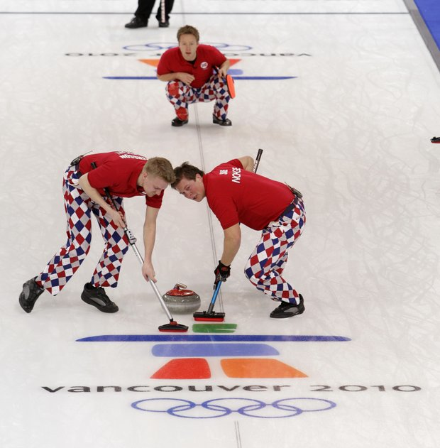 Loudmouth Golf makes an Olympic appearance.
