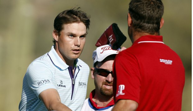 Nick Watney beat Lee Westwood, 2 and 1.