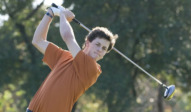 Texas freshman Cody Gribble