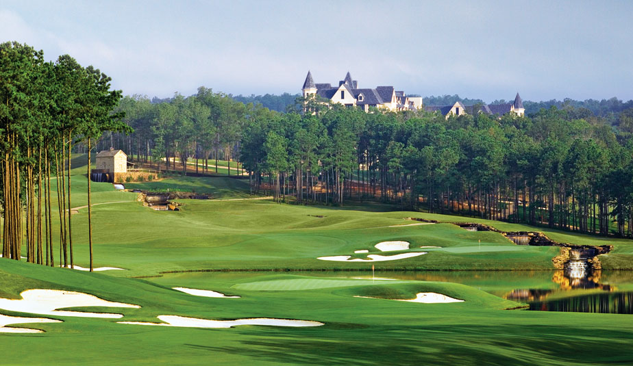 Sweet Golf Alabama - Part 1 - Cybergolf