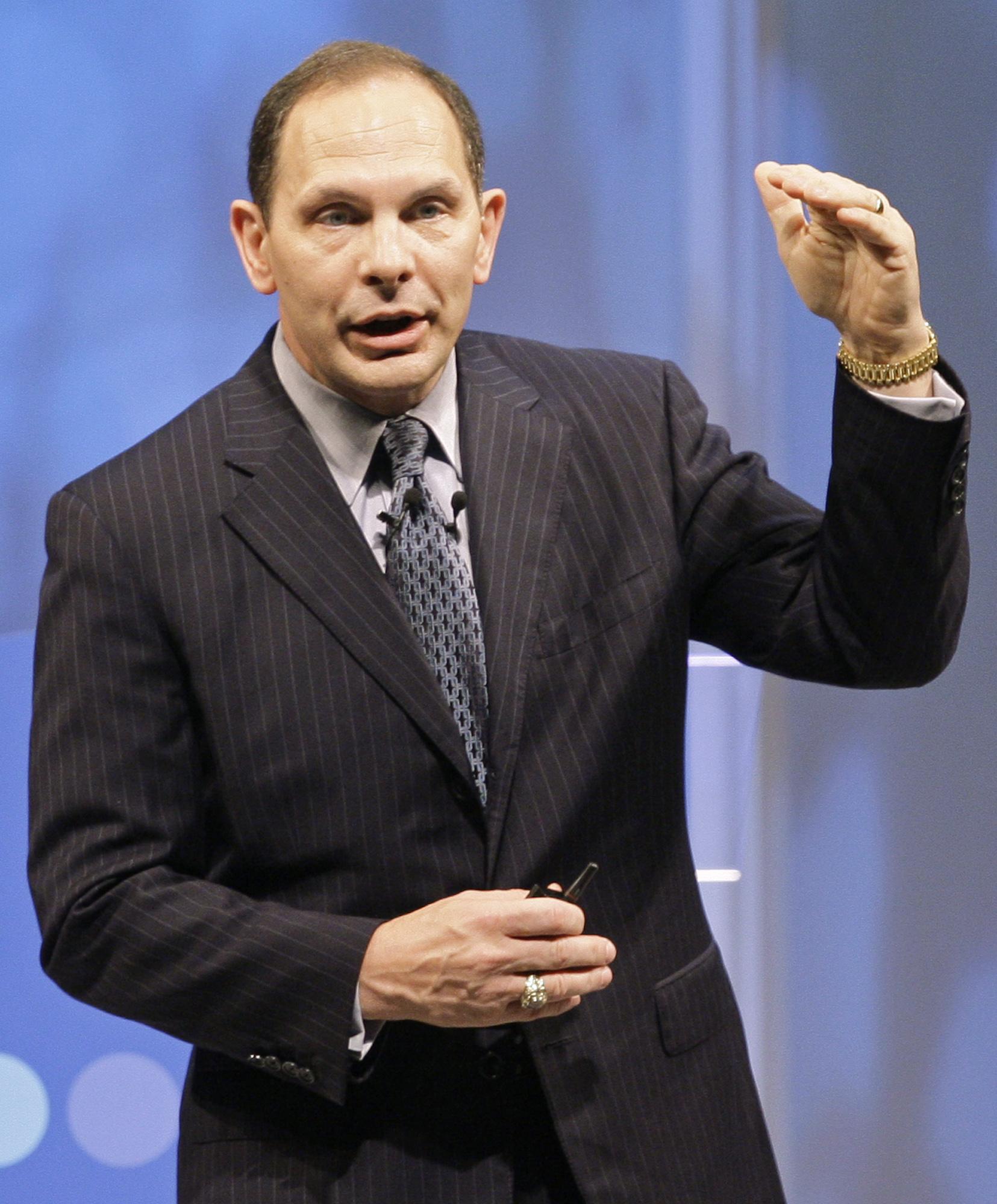 Procter & Gamble CEO Bob McDonald