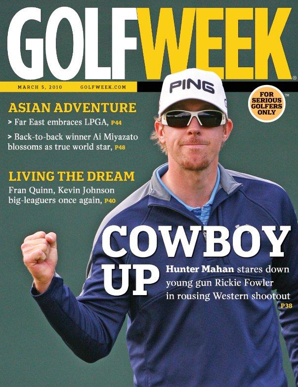 Golfweek (March 5, 2010)