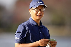 University of North Florida's Joe Byun wins his second college tournament.