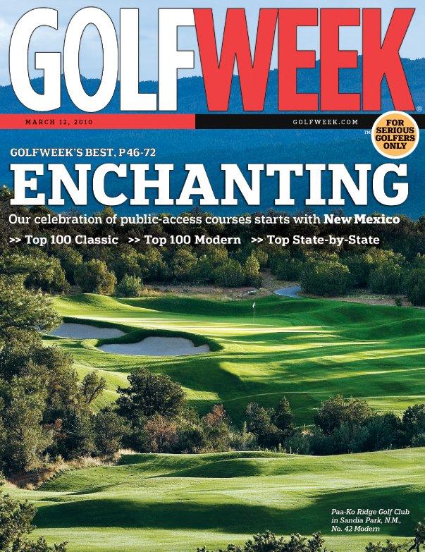 Golfweek (March 12, 2010)