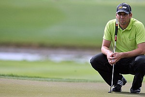 Sergio Garcia used a new TaylorMade Rossa Daytona putter during last week's Honda Classic.