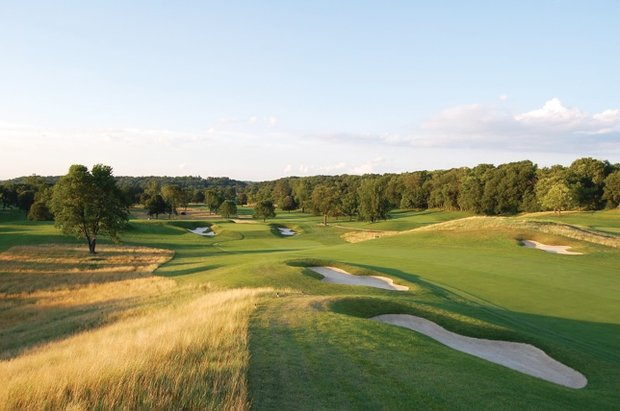 Moraine Country Club, ranked No. 96 in Golfweek's Best Classic Courses.