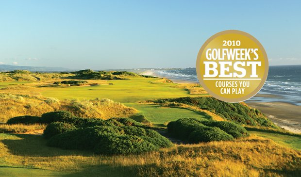 Oregon's Pacific Dunes is the state's No. 1 public access course as ranked by Golfweek.