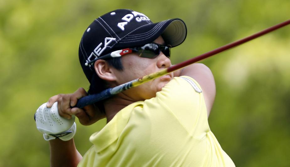 Yani Tseng had seven birdies in the final 12 holes to win the Australian Women's Open.