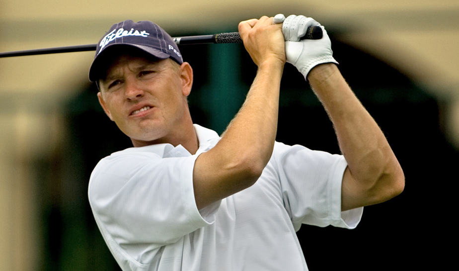 Derek Lamely won the Puerto Rico Open on March 15.