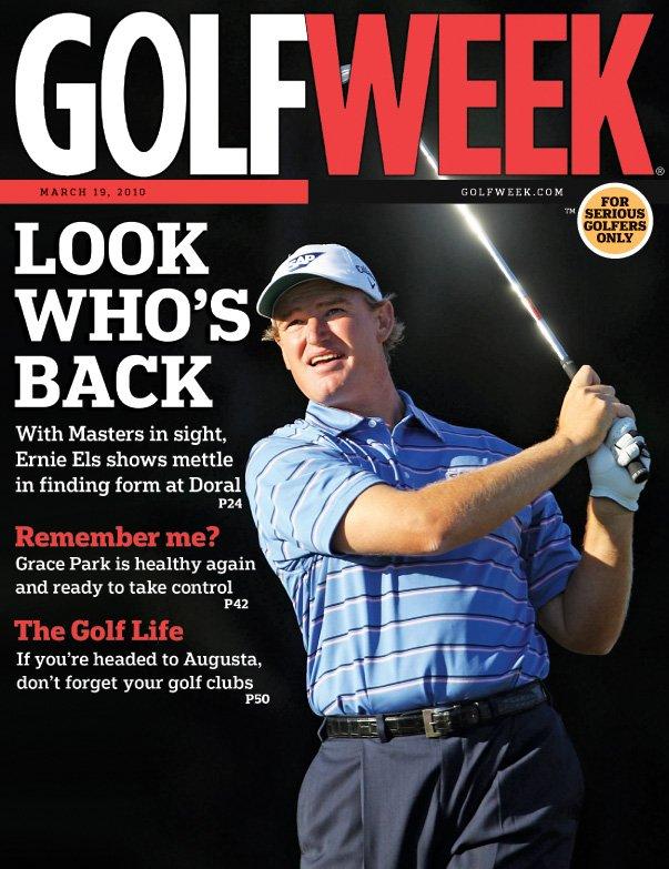Golfweek (March 19, 2010)