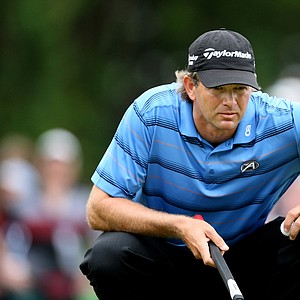 Retief Goosen finished fifth at 8-under 276.