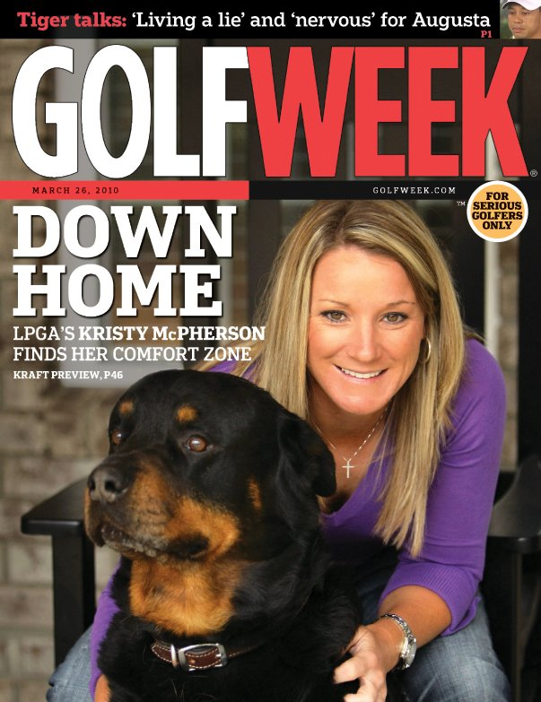 Golfweek (March 26, 2010)