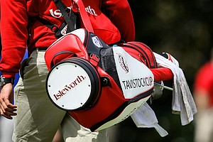 The Tavistock Cup began Monday at Isleworth Country Club.