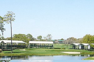 No. 17 at Bay Hill Club