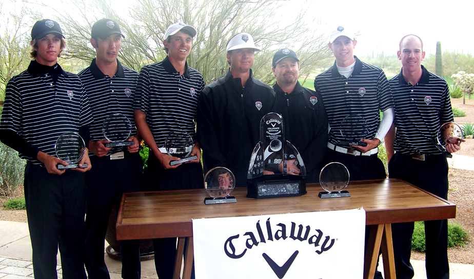 New Mexico won the Callaway Collegiate Match Play Championship on March 23, just one of several unpredictable moments this spring.