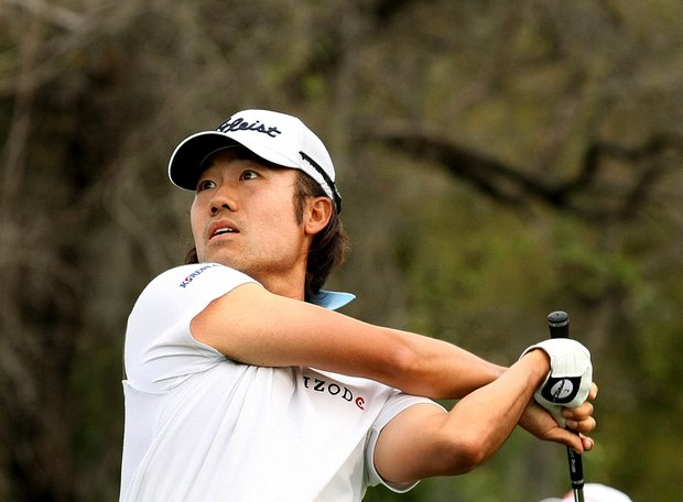 Kevin Na shot a first round 68 at Bay Hill.