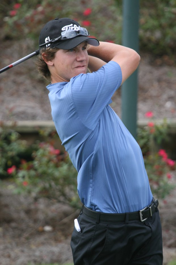 Kramer Hickok, 17, will look for a good finish this week at the AJGA's Laredo Energy Junior at Traditions.