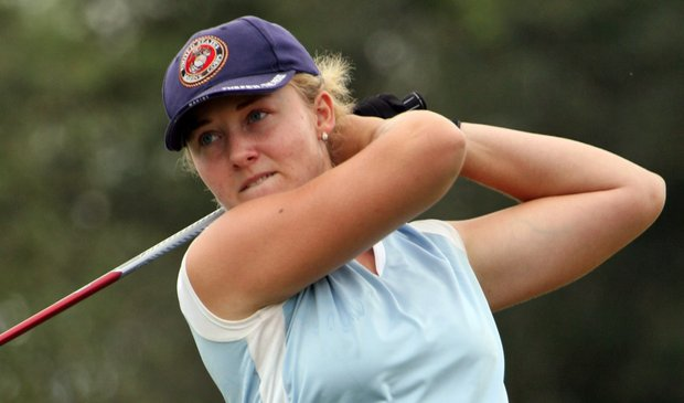 A.J. Newell starts her 2010 junior season this week at the AJGA Junior at Innisbrook.